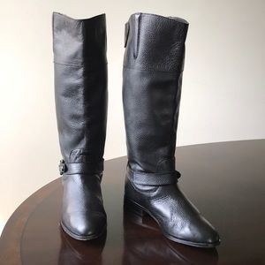 Dolce Vita Black Women's Size 8M Calf hi Boots